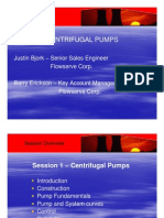 Centrifugal Pumps May 4, 2006