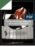Teoria Musical y Armonia Aplicada Al Teclado Por Romer