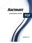 Xactimate Install Guide