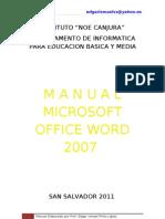Manual m. Word