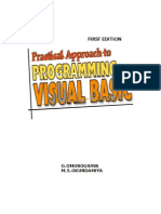 Practical Approach to Programming in Visual Basic