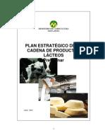 Plan Operativo de Empresa de Lacteos
