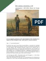 Textos Romanticismo Realismo, Naturalismo s. XX