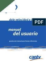 Manual Del Usuario para conectar su red