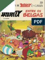 24 - Asterix o Gaulês - Asterix entre os Belgas(1979)