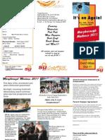 Maryborough Madness Brochure 2011