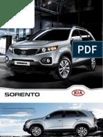 Sorento Product Brochure
