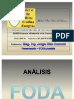 FODA Análisis - IBM