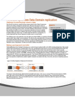 Solution Brief Riverbed Data Domain