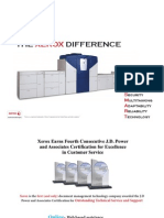 The Xerox Difference