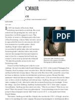 Sheryl Sandberg _ the New Yorker