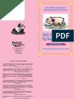 2010 Pig Book Summary
