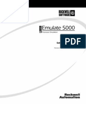 Rslogix Emulate Tutorial   Emulator   Icon (Computing)