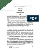 Analisa Pengaruh Penilaian Kinerja Dengan Konsep Konvensional Dan Konsep