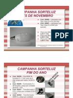 Campanha Sorteluz Novembro