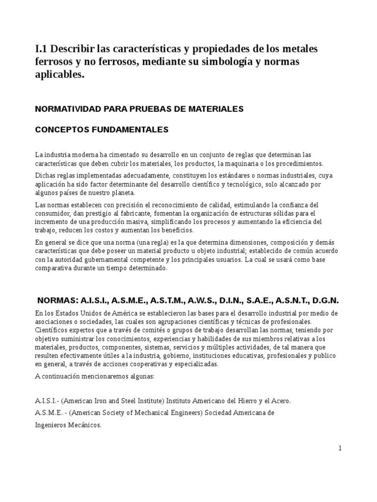 11 metales ferrosos y no ferrosos urtaz Image collections