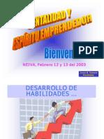 DESARROLLO HABILIDADES EMPRENDEDORAS