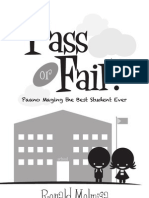 Pass or Fail Chapter 1