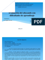 Impresión diagnostica