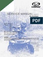 linhai atv engine service manual up to 300cc 1 tire rh scribd com
