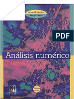 Analisis Numerico - Richard L. Burden-J. Douglas Faires