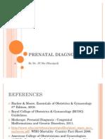 Prenatal Diagnosis Jy