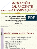 Reanimacion Inicial ATLS