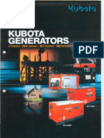 Catalogue Kubota - New