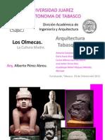 Los Olmecas. Equipo 3.
