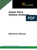 Aspen+Flarenet+System+AnalyzerV7 0 Ref