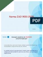 presentación norma ISO-9001-2008