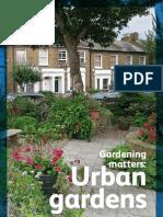 RHS Urban Greening