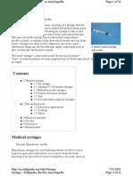 Syringe - Wikipedia, The Free Encyclopedia
