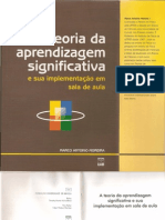 Capitulo 1 - A Teoria Da Aprendizagem Significativa de David Moreira M.a (2)
