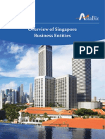 Singapore Business Entities