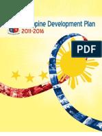 Philippine Development Plan 2011-2016