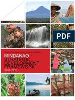 Mindanao Strategic Development Framework 2010-2020