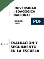 Las funciones de la Evaluación práctica