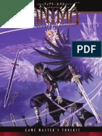 Anima Beyond Fantasy - Game Master's Toolkit