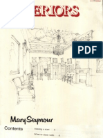 Draw Interiors by Mary Seymour