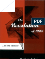 The Revolution of 1905 a Short History