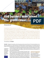 Israel - CIUDAD - And Business Men Joined the Green Cause - En - V3