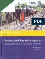 Making work pay in Madagascar