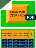Jeopardy Present Past