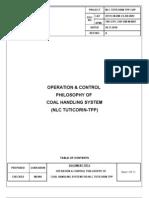 Operation Control Philosophy