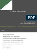 Quality Center Overview Bpk