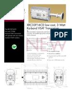 XRC33F16CD
