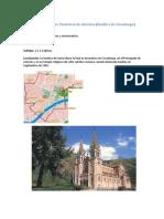 Ficha de Recursos Turísticos de Asturias