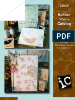 2008 Spring Stamp Catalog
