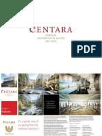 Centara Digital Brochure Colliers